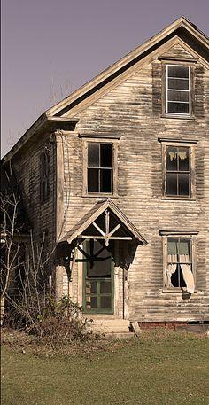 Old House Charleston, NH.
