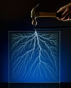 Trap Lightning in a Block | Popular Science Awesome to the bone....