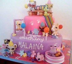 Littlest Pet Shop — Children's Birthday Cakes