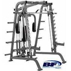 Bayou Fitness E-Series Half Cage Home Gym
