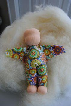 FairyWoolDolls - waldorf doll tutorial