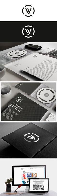 identity / wesley | #stationary #corporate #design #corporatedesign #identity #branding #marketing < repinned by www.BlickeDeeler.de | Take a look at www.LogoGestaltung-Hamburg.de