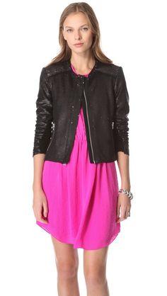 Rebecca Taylor  Sequin Jacket