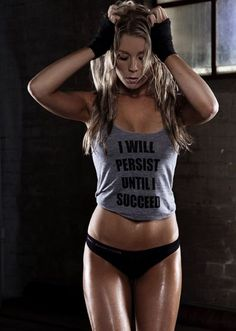 I need this shirt for when I work out