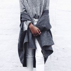We're all about the wool this fall.
