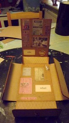 heppiescrappy :: Onderwerp bekijken - memory box
