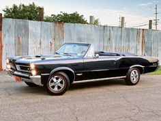 Pontiac GTO conv
