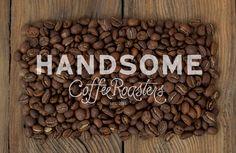 Beautiful branding - Handsome Coffee Roasters