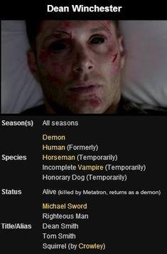 Oh Dean