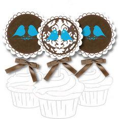 Free #Printable #Cupcake_Toppers