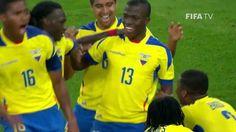 Em jogo corrido, Equador vira para cima de Honduras