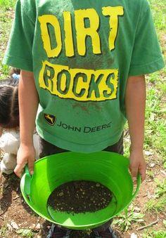 Kindergarten-soil-lesson