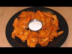 Buffalo Shrimp! - YouTube