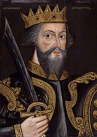 William, Duke of Normandy emerged as king of England following his victory over the English at the Battle of Hastings