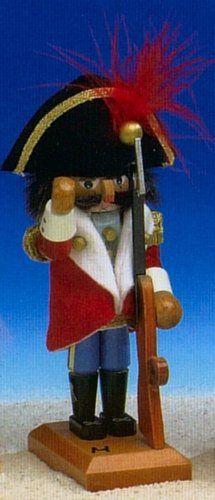 Soldier German Christmas Nutcracker