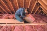 Attic Flooring Installation
