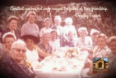 The alumnae of Robinson Female Seminary gathered for a reunion at the Exeter Inn.
