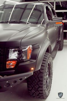 Ford SVT Raptor gets Matte and Satin Wrap and Custom Graphics at NorthWest Auto Salon