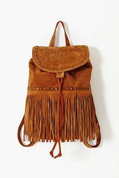 Desert Fringe Backpack