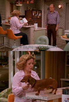 I wish i had a mom as cool as kitty lol