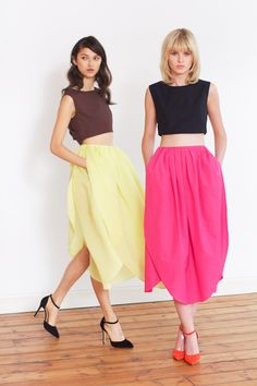 Simply Speaking - Isa Arfen Spring 2014 Collection