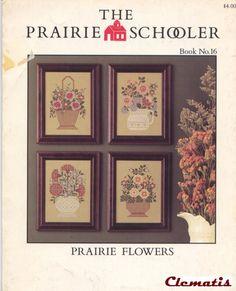 Book No.16_Prairie Flowers_1/5