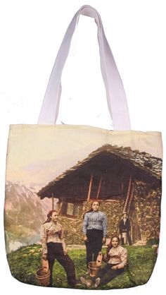 Lovehate Hill tribe tote bag from #pukineshop