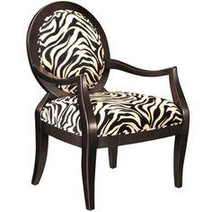 zebra chair!