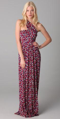 Rachel Pally Myra Dress - love the cut, not so much the color
