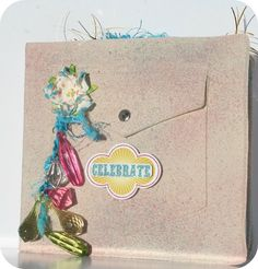 Pink Paislee Soiree line with Maya Road Canvas album by DT Member Carla Olivera
