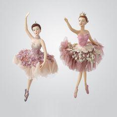Christmas fairies and ballerinas on pinterest ballerinas for Ballerina christmas tree decoration