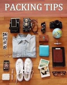 Study abroad packing tips