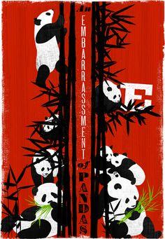 E - an Embarrassment of Pandas