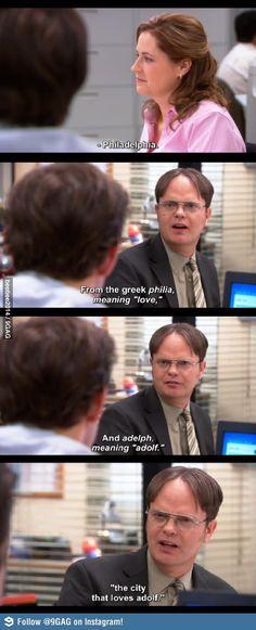 Oh Dwight