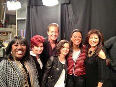 East Coast #TheTalk is LIVE w/ guest cohost @Joy Joy @CBS New York @ChrisWragge!