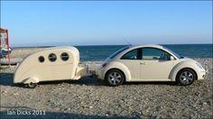 Pod Caravan - it sleeps two!!
