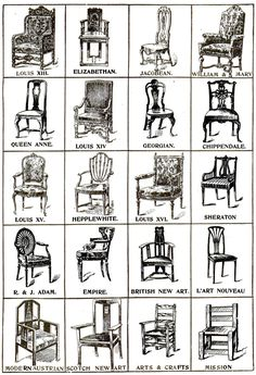 Chair Reference