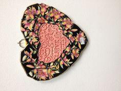 Linda Neubauer Pottery - Love Mosaic