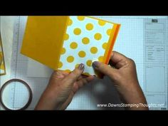 Slider card with Dawn - YouTube