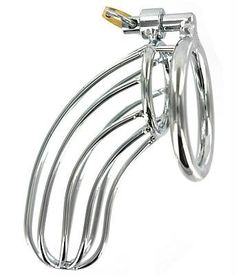 The Bird Cage Chastity Device - Large $81.95