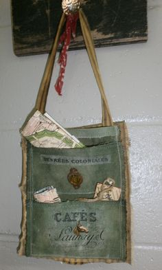 French race bag.