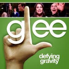defying gravity glee