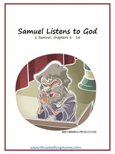 Samuel Listens to God (Phonics by The Book)
