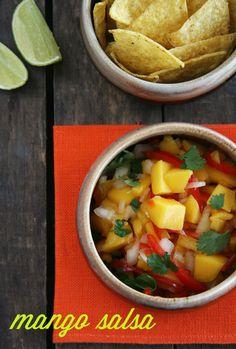mango salsa for parties