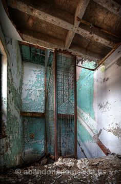 wilder state hospital or asylum - matthew christopher murray's abandoned america