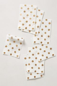 Glittered Party Favor Bags #anthropologie