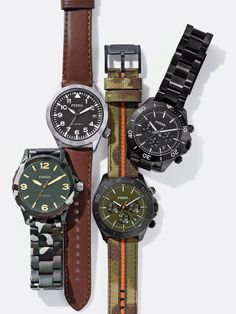 Men's Fossil Watches #belk #gifts #watches #fossil