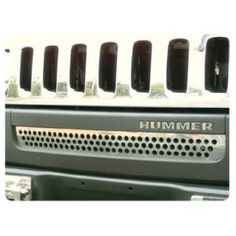 Hummer H3 - Front Lower Grill