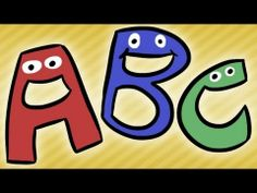 The Alphabet Abc Song | Children and Toddlers songs | Cullen's Abc's.  www.cullensabcs.com