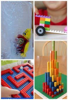 Lego Activities for Learning and Play Over 25 ideas to bookmark for later!